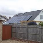 domestic solar pv system 2