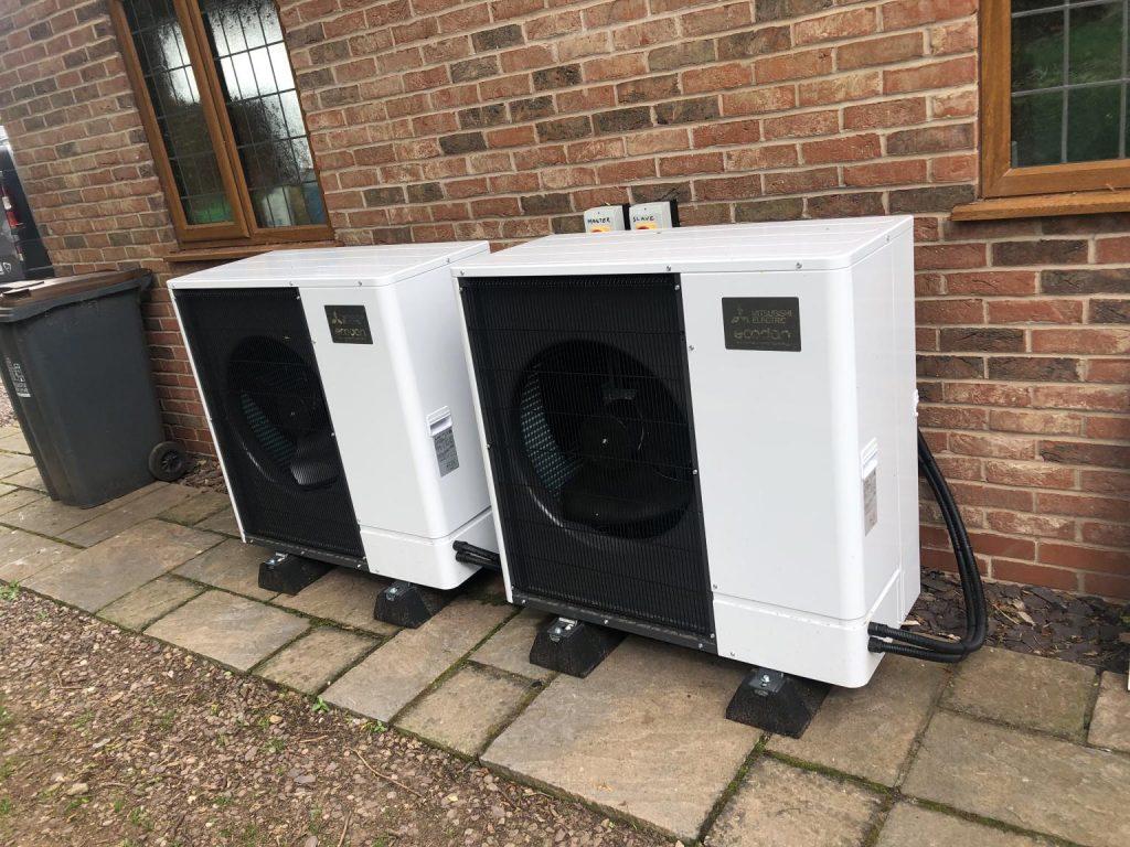 air-source-heat-pump-system
