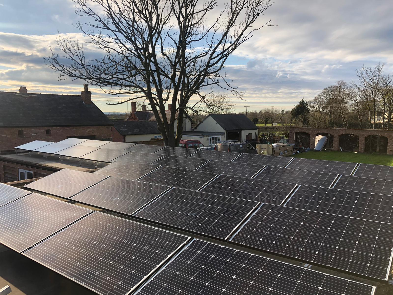 Commercial-Solar-PV-System